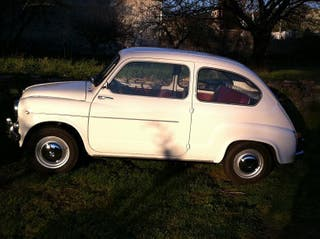 Seat 600 Año 1967