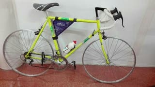 Bicicleta de carreras BH Vision. Época de Indurai