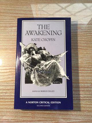The awakening. Kate Chopin.