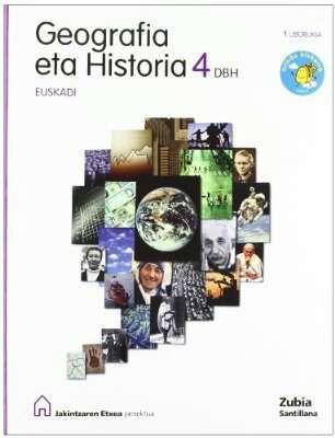 Libro de texto Geografia e Historia 4 ESO 9788498942781