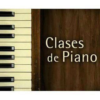 Clases de Piano y Solfeo a Domicilio