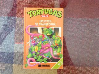 Comic Tortugas Ninja N 2