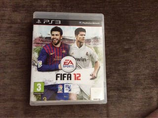 Fifa 12 PS3 .