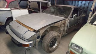 Porsche 944 despiece