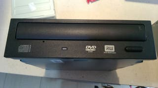 Grabadora de CD y DVD para pc