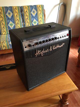 Amplificador guitarra Hughes & Kettner Metroverb