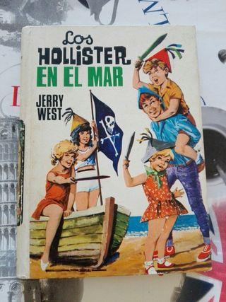 Libro los Hollister