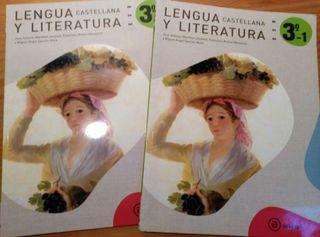 Libros: Lengua y literatura 3Eso