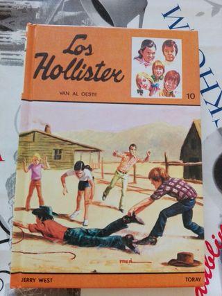 Libro los Hollister.