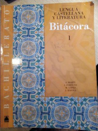 Llengua Castellana y Literatura 1 bachillerato