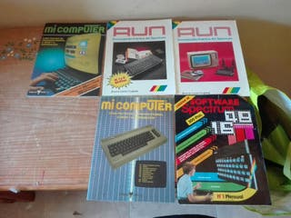 Antiguas revistas de informatica spectrum commodore