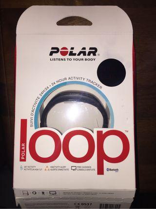 Pulsera de actividad polar loop