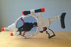 Pistola de juguete de Star wars