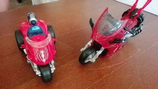 Motos Spider-Man