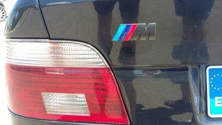Emblema M para BMW negro mate