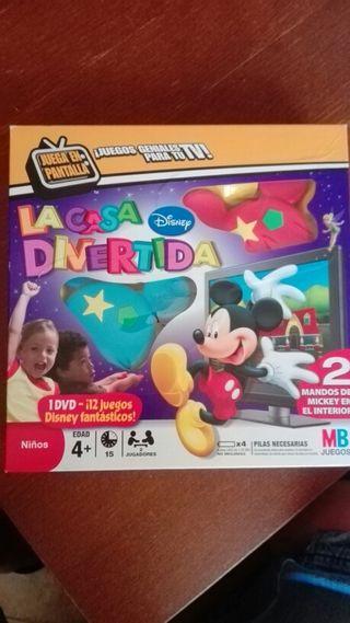 Juego Disney