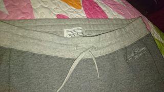 Pantalón chándal gris 38 pedro del hierro