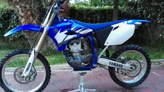 Yamaha yz450f nueva oportunidad