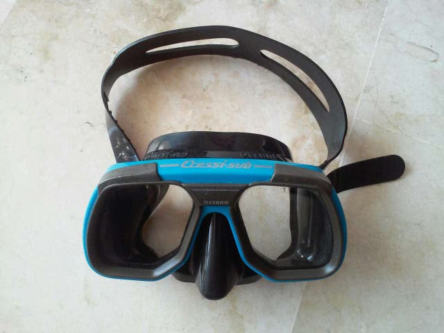 Gafas de bucear cressi sub de segunda mano por 10 € en Terrassa en ... 0117a7ab04f7d