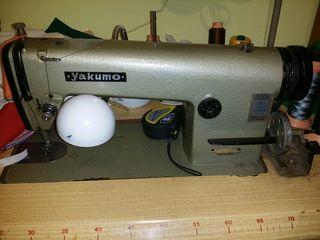 Maquina de coser industrial ( leer bien anuncio