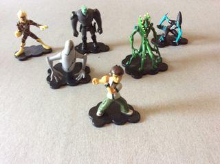 6 Figuras Ben 10