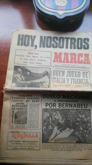 Periodico marca 1978