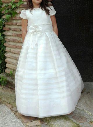 Vestido de comunión talla 125