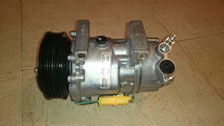 Compresor de aire acondicionado de coche