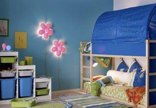 Lámpara para habitación infantil