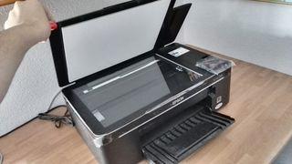 Impresora con escáner incluido