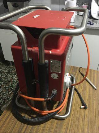 Maquina electro soldarle para polietileno