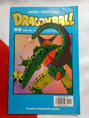 Dragon Ball.Serie azul,n 14.Serie roja,n 22..