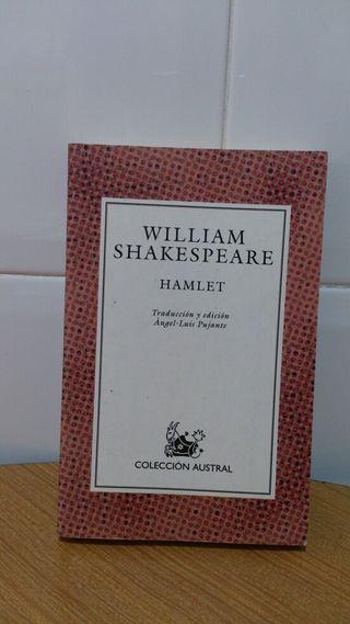 Libro. Hamlet
