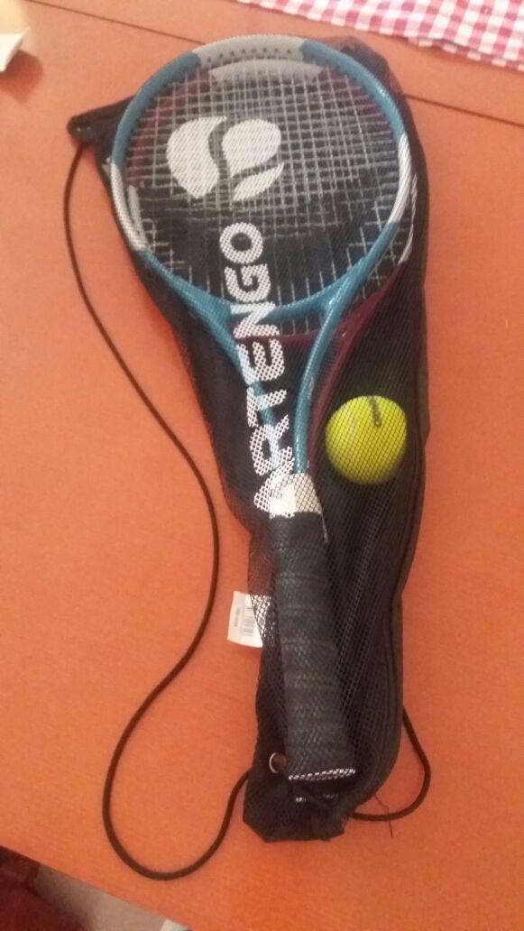 Raquetas de tenis pack.