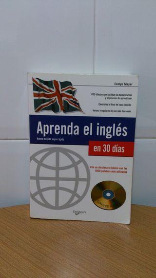 Libro. Aprenda el inglés en 30 días