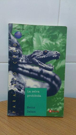 Libro. La selva prohibida