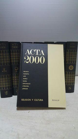 enciclopedia acta 2000