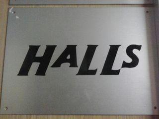 Cartel halls