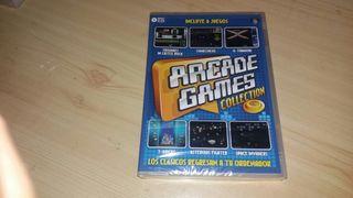 Arcade games pc precintado