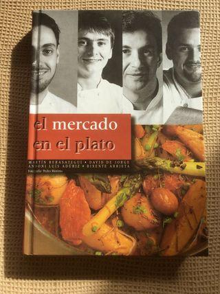 Libro Cocina Berasategui, Aduriz, De Jorge, Arrieta.