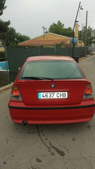 Vendo coche BMW 318 gasolina
