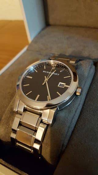Reloj Burberry 2014- 2015