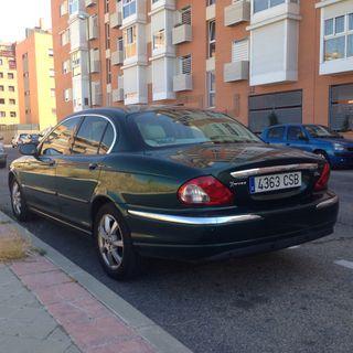Jaguar xtype 20d 130cv exclusive
