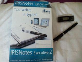 Bolígrafo digital Iris Notes executive 2