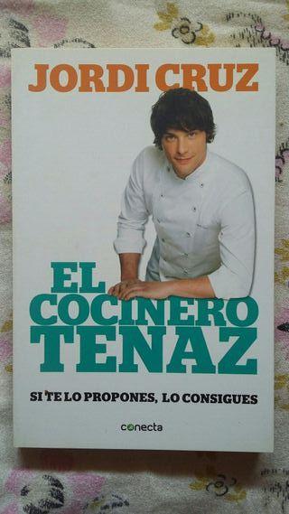 Jordi Cruz, El Cocinero Tenaz