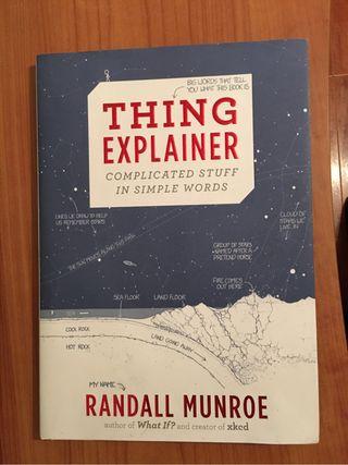 Thing Explainer (Randall Munroe)