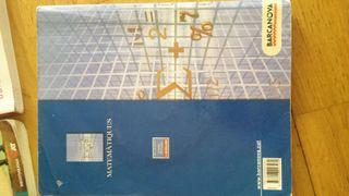 Libro matematicas 1o bachillerato #OperacionCole