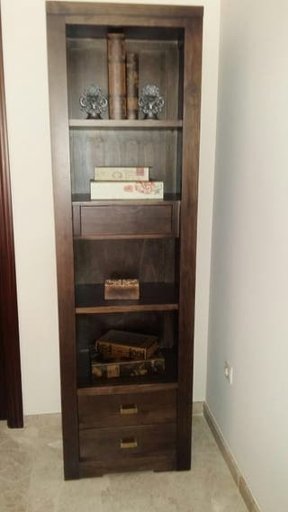 Mueble librero para salon de segunda mano por 80 en palma del r o en wallapop - Muebles segunda mano palma ...