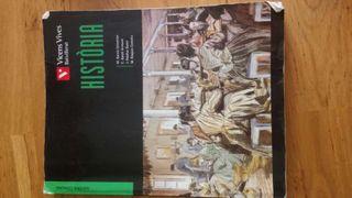Libro historia bachillerato 1 y 2 #OperacionCole