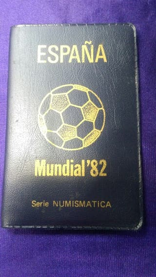 Monedas de la mundial ' 82